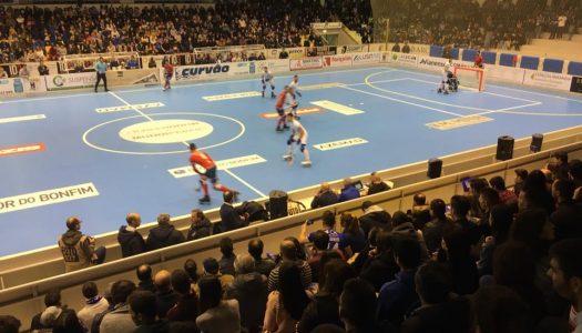 OC Barcelos escorrega contra UD Oliveirense