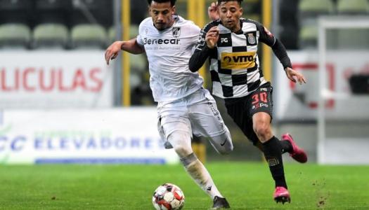 Vitória SC perde frente ao Boavista FC
