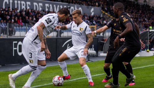 Goleada do Vitória SC no dérbi frente ao FC Famalicão