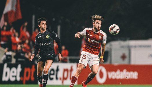 SC Braga garante triunfo caseiro frente ao Vitória FC