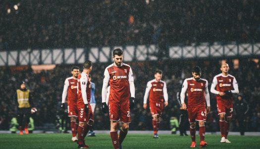 Liga Europa. SC Braga perde depois de reviravolta