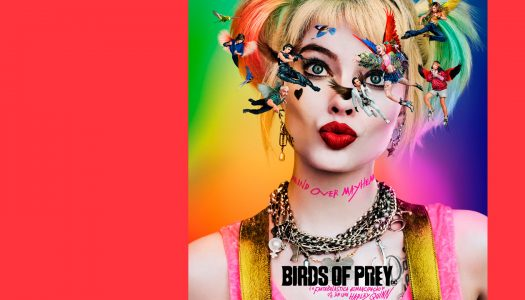 Birds of Prey: o brilho do caos