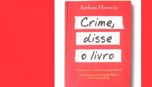 Crime, disse o livro: o renascimento dos clássicos