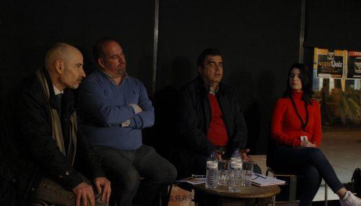"Crise dos refugiados discutida no café-debate ""Give Me A Voice"""