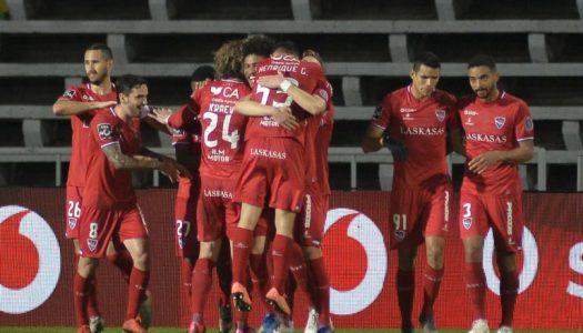 Liga NOS. Gil Vicente regressa às vitórias na visita a Setúbal