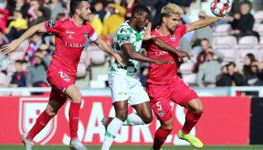 Moreirense aplica «chapa 5» ao Gil Vicente