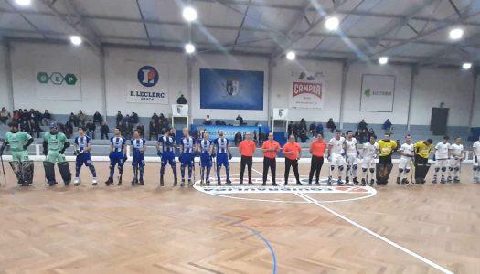 """HC Braga surpreendido em casa pelo HC """"Os Tigres"""""""