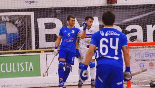 HC Braga enérgico perde frente à AD Sanjoanense
