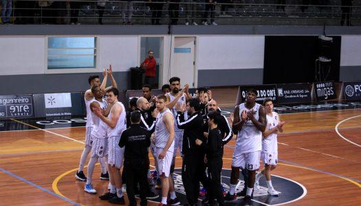 Vitória SC não deixa dúvidas frente ao Maia Basket
