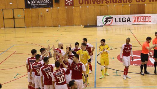 SC Braga/AAUM perde frente ao Leões de Porto Salvo