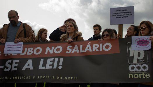 UMinho. Cortes salariais motivam funcionários a manifestarem-se