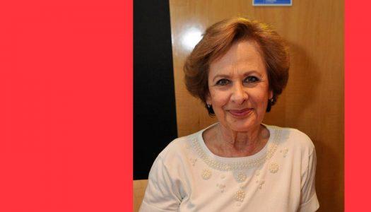 #Perfil | Rosa Lobato de Faria: projetos e projetos