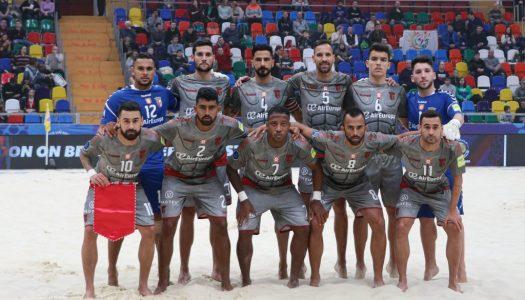 SC Braga aplica «chapa 8» na segunda jornada do Mundialito