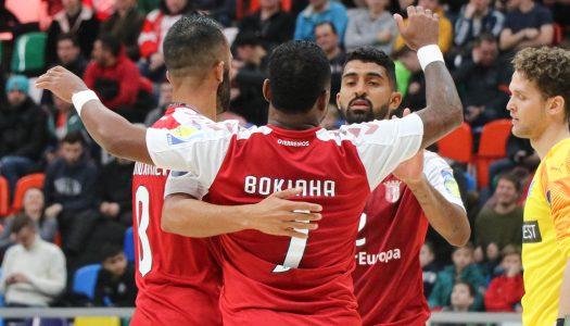SC Braga arranca Fase Final do Campeonato de Elite frente ao Sporting CP
