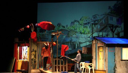 """Companhia de Teatro de Braga lembra Gil Vicente com """"Auto da Barca do Inferno"""""""