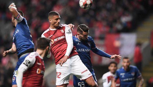 Gil Vicente recupera desvantagem e empata dérbi minhoto frente ao SC Braga