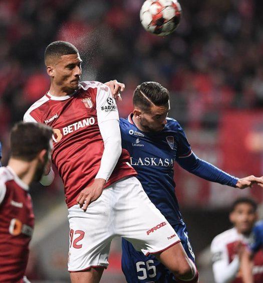 SC Braga vs Gil Vicente