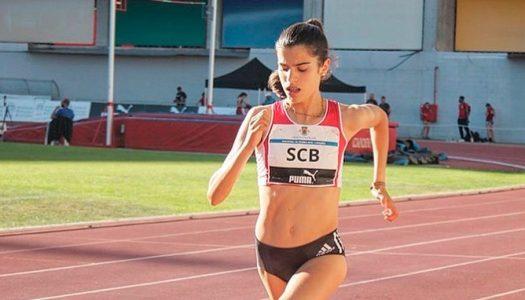 Mariana Machado vence ouro nos 3000 metros e SC Braga é vice campeão nacional