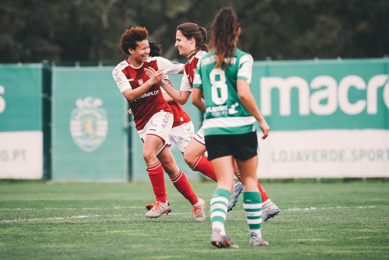 SC Braga feminino