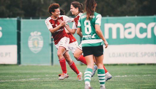 SC Braga vence e garante lugar na final da Taça da Liga