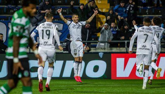 FC Famalicão regressa aos triunfos na receção ao Sporting CP