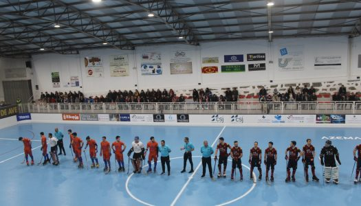 Juventude de Viana vence dérbi minhoto frente ao Riba d'Ave HC