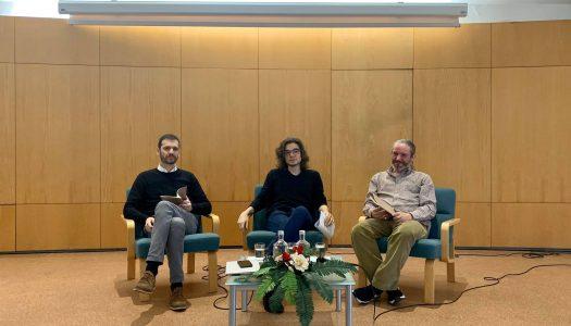 Ricardo Salgado apresenta livro dedicado às poesias de Rui Gesta