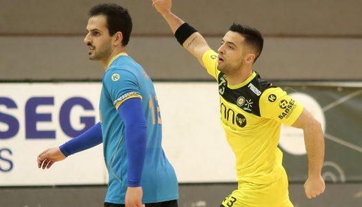 Campeonato Placard Andebol 1. ABC/UMinho apura-se para o Grupo A