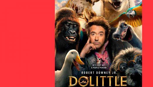 As Aventuras do Dr. Dolittle: convite a todas as espécies