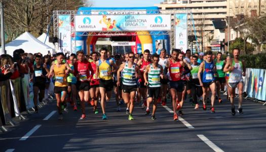 Meia Maratona de Braga adiada devido ao COVID-19
