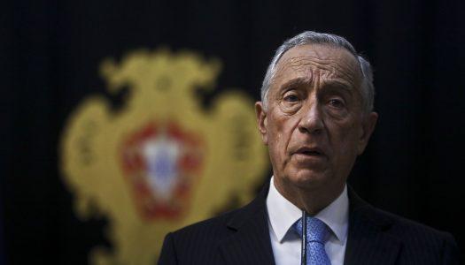 """Marcelo Rebelo de Sousa: """"Como diz o povo, nós não queremos morrer na praia"""""""