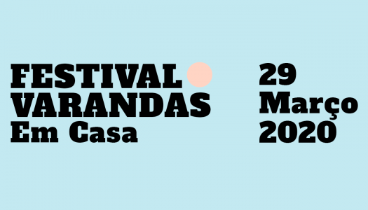 Festival Varandas: zet gallery desafia bracarenses a atuarem em casa