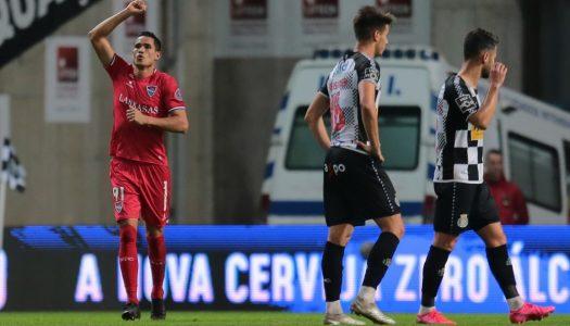 Gil Vicente vence Boavista