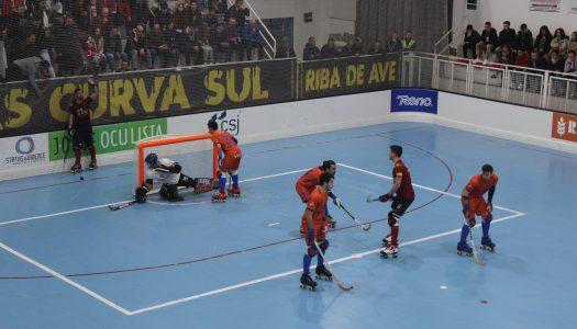 Riba d'Ave HC vs Juventude de Viana (destaques)