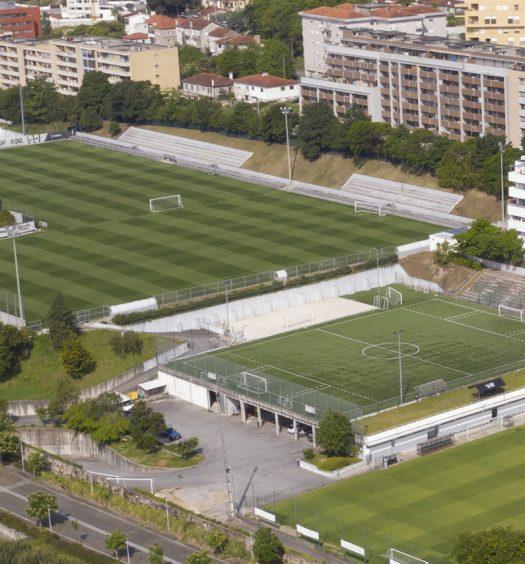 Vitória SC academia
