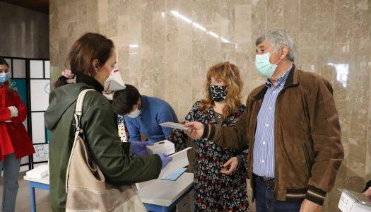 Primeira fase da vacinação contra a Covid-19 inicia em Amares