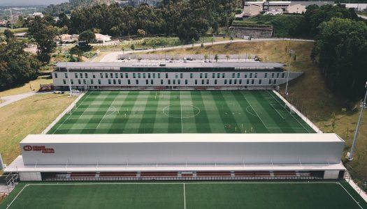 SC Braga regressa ao relvado