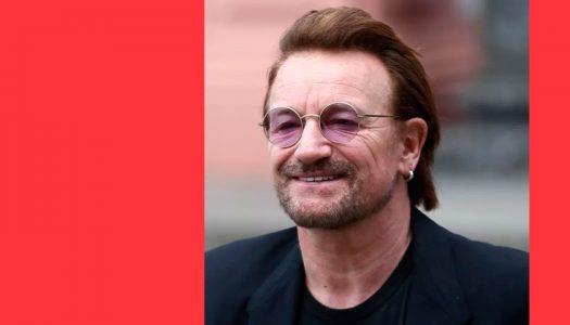 #Perfil   Bono: do latim boa voz