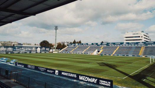 Estádio Municipal de Famalicão aprovado pela DGS
