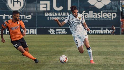 FC Famalicão perde frente ao Portimonense