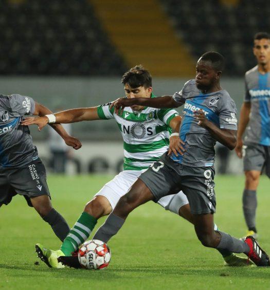 Vitória SC vs Sporting CP