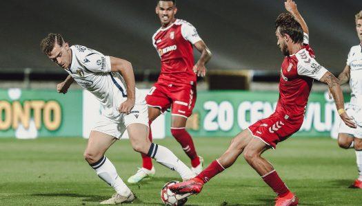 FC Famalicão e SC Braga empatam segundo dérbi minhoto do dia