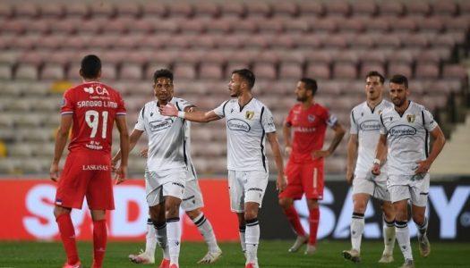 FC Famalicão vence na visita ao Gil Vicente