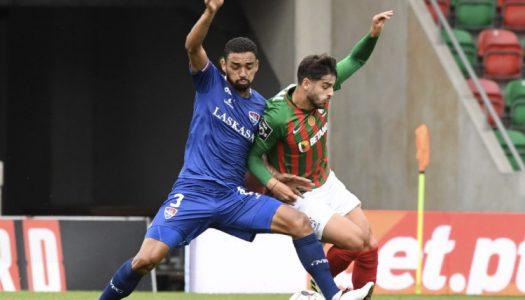 Gil Vicente soma terceira derrota consecutiva