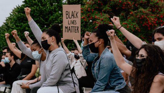 As vozes contra o racismo [fotogaleria]