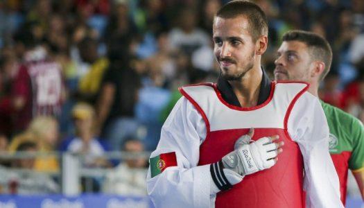 Rui Bragança conquista medalha de bronze no Europeu de Taekwondo