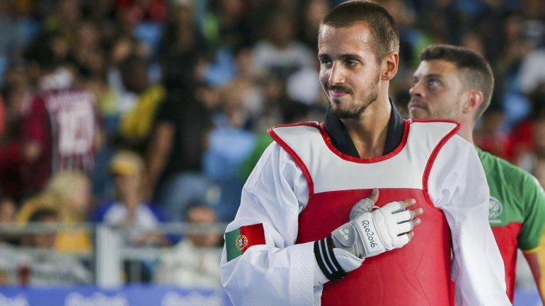 Rui Bragança Dia do Atleta Olímpico