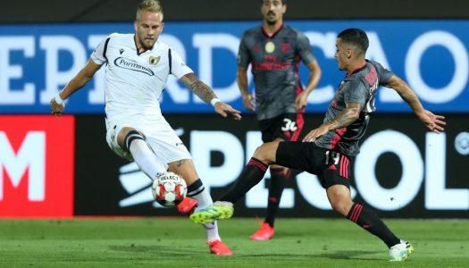 FC Famalicão conquista empate frente ao SL Benfica