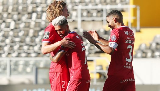Vitória SC x Gil Vicente (Destaques)