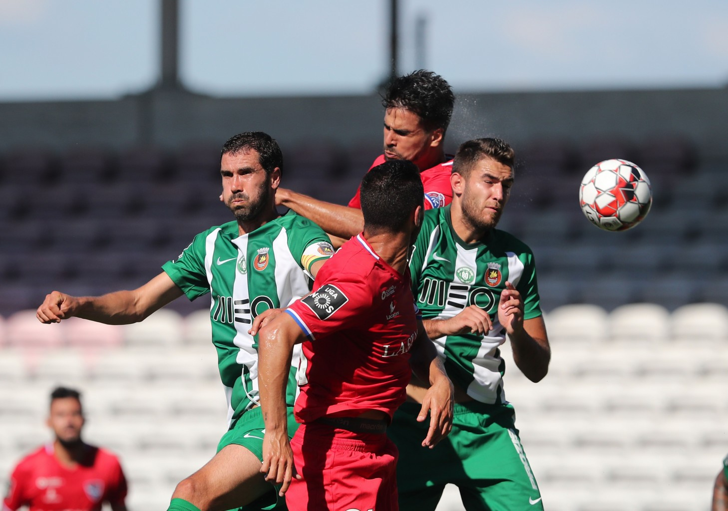 Gil Vicente vs Rio Ave